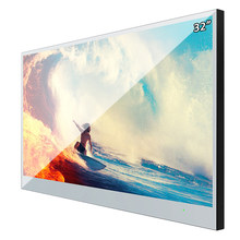 Souria Velasting 32 inç büyük ekran Full HD Android 7.1 akıllı banyo otel reklam LED TV IP66 su geçirmez