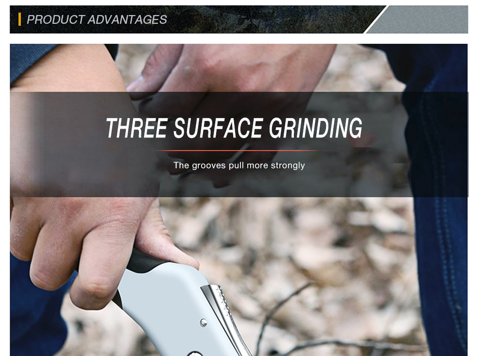 AI-ROAD three surface grinding