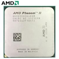 AMD Phenom II X4 905E X905E 65W Quad Core AM3 938 CPU 100% working properly Desktop Processor 2.5GHz Socket AM3