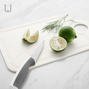 Image 2 - Youpin Jordan & Judy Foldable 커팅 보드 주방 커팅 보드 가정용 미니 과일 커팅 보드 식품 학년 PP + 실리콘