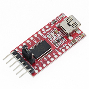 Image 4 - 10 Chiếc FT232RL FT232 USB TO TTL 5V 3.3V Tải Cáp Serial Adapter Mô Đun Cho USB 232