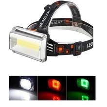 DishyKooker перезаряжаемый COB светодиодный светильник с погруженной головкой+ Предупреждение ющий светильник
