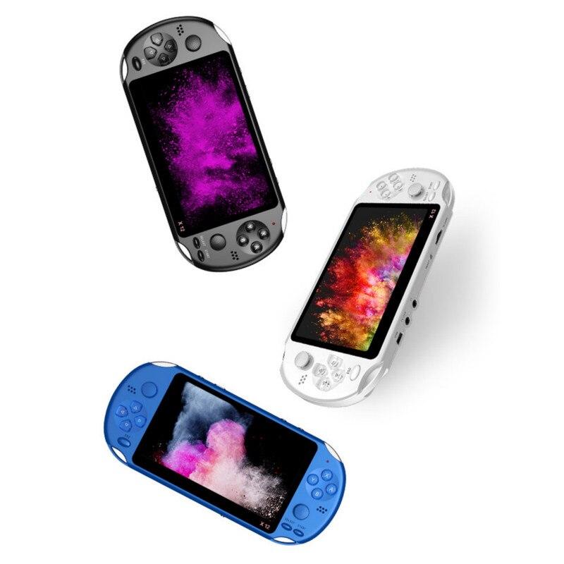 Game Retro Video Game Console Portatil Gaming Handheld Jogos Mini Games Juegos New Video Games Consola de Videojuego Consolas