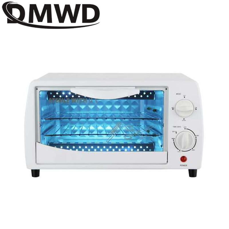 DWMD UV Sterilizer Disinfection Cabinet Ozone Disinfecting Box Towel Toothbrush Underwear Nail Salon Sterilization Cleaner EU