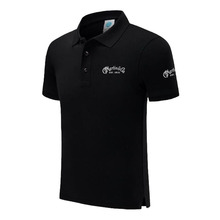 Высокое качество, летние новые мужские рубашки поло с коротким рукавом, одноцветные Мужские Рубашки s Martin Guitar Martin& Co.1833, рубашки поло, мужские топы