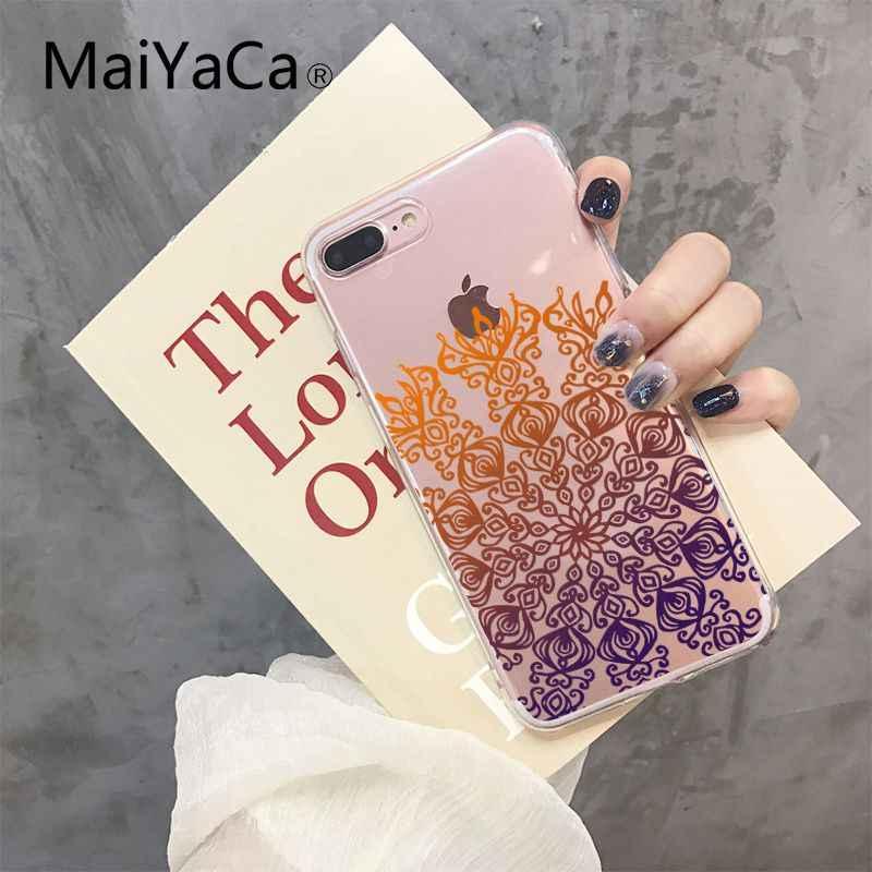 Чехол MaiYaCa Dream catcher для iPhone 8 7 6 6S Plus X XS MAX 5 5S SE XR 10