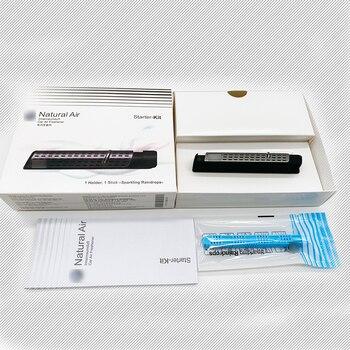 Автомобильный освежитель воздуха ароматизатор для BMW F10 E94 F30 X3 оригинальный держатель Авто парфюм Твердый для вентиляционного отверстия состояние Клипса-диффузор
