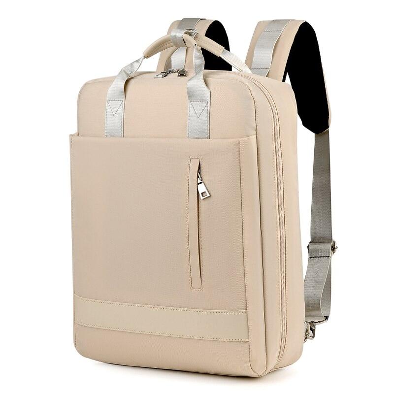 2019 женский рюкзак для ноутбука с USB зарядкой сумка 15 15,6 дюймовый ноутбук ПК планшет рюкзак для MacBook Dell hp HUAWEI