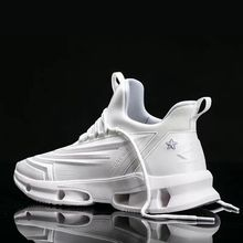 Lightweight Shock Absorption Sports Sneakers