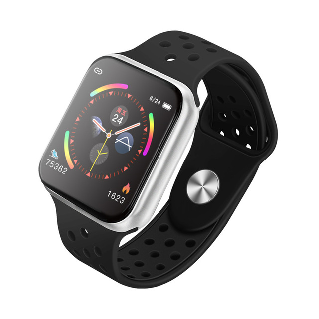 LUOKA F9 smart watches watch IP67 Waterproof 15 days long standby Heart rate Blood pressure Smartwatch Support IOS Android