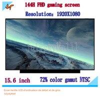 15.6 IPS 144hz LCD screen for Gigabyte AERO15 Classic X9 notebook LCD screen Micro edge 1920X1080 resolution LP156WFG SP F2