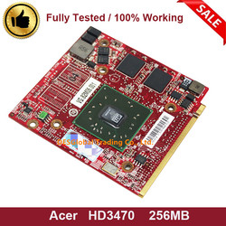 Brand New For Acer Aspire 4920G 5530G 5720G 6530G 5630G 5920G ATI Mobility Radeon HD3470 HD 3470 256MB Video Graphics Card