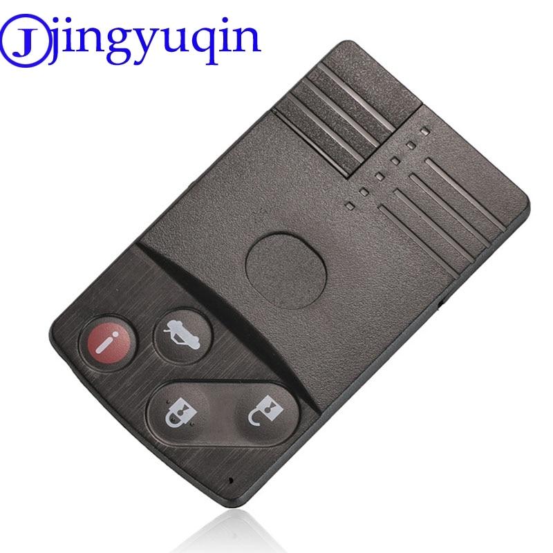 Jingyuqin Remote 4B obudowa kluczyka samochodowego Fob puste dla Mazda CX-7 CX-9 RX-8 skrzynki pokrywa