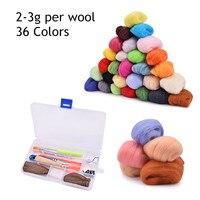 36 Wool and Needle