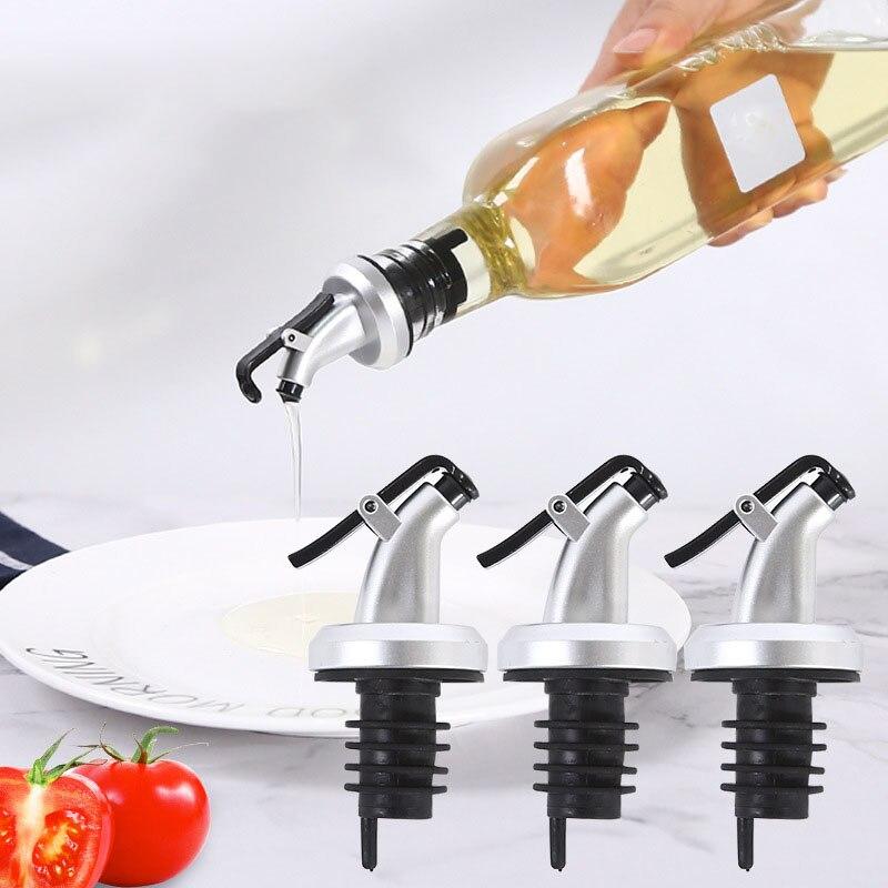 Sprayer Faucet Liquor-Dispenser Bottle-Cap Wine-Pourers Olive-Oil Stopper Tap Bartender-Bar-Tools-Accessory