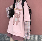 Cute Pig Patchwork K...