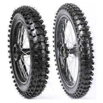 Tdpro 15Mm Vooras 70x100-17 Of Achter 90x100-14 Velg Banden Band 1.85*14 Voor Crossmotor/pit Bike 160cc CRF70 110 TTR100
