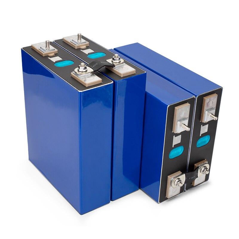 3.2V 200Ah 202Ah Lifepo4 akumulator 12V 24V 202AH ładowalny akumulator do samochodu elektrycznego RV energia słoneczna bez podatku