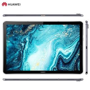 "Image 5 - Originele Huawei Mediapad M6 10.8 ""Kirin 980 Octa Core Android 9.0 Tablet Type C 7500Mah 2560X1600 Vingerafdruk Ips Scherm"
