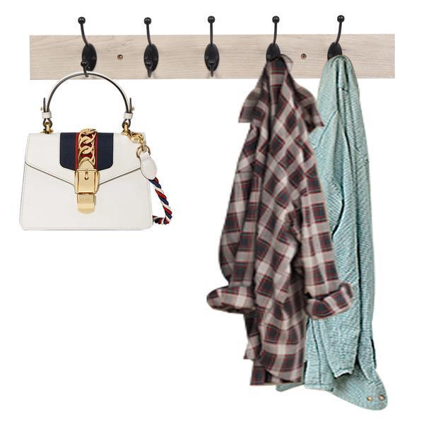5 Standard Hook Clothes Rack Hanger  2