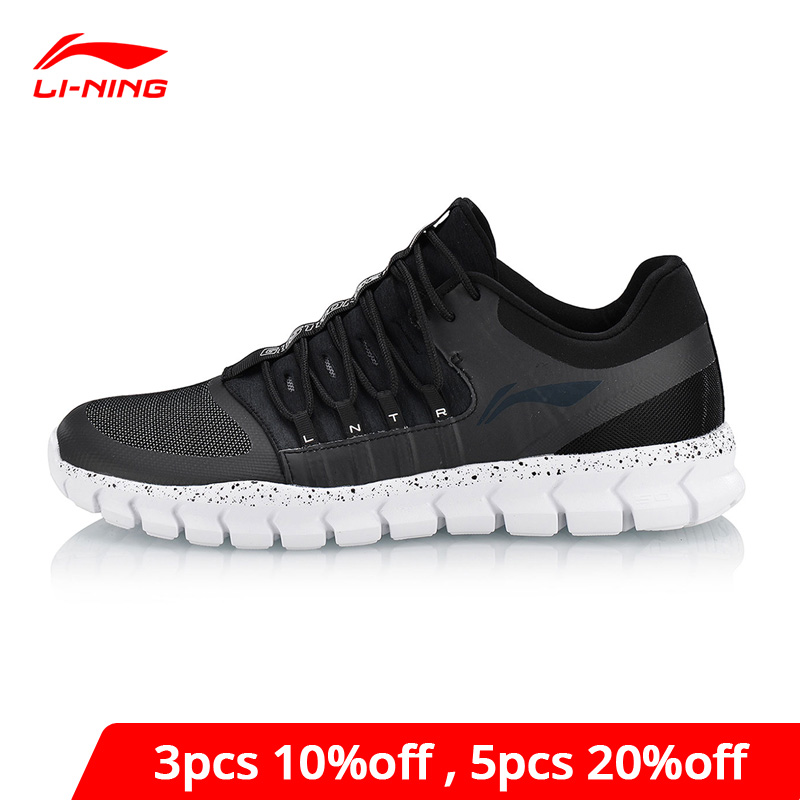 Li-Ning Men 24H Smart Quick Training Shoes Breathable Comfort LiNing li ning Sport Shoes Anti-Slippery Sneakers AFHN019 YXX024
