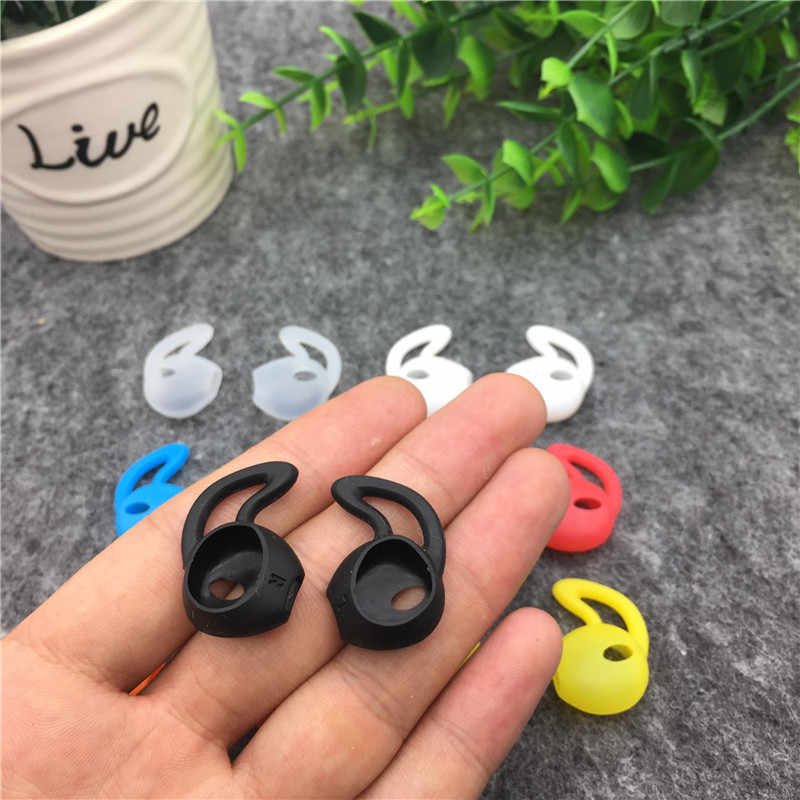 A Headphone Anti-Theft Silica Gel Perapi Udara Kapsul Headphone Perlindungan Aksesoris untuk Headphone Headphone Tanpa Rasa Sakit