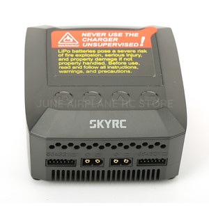 Image 5 - SKYRC smart B6 nano duo  2X100W 15A AC Bluetooth Smart Battery Charger Discharger Support SkyCharger APP