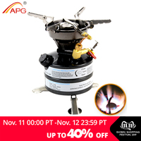 APG mini liquid fuel camping gasoline stoves and portable outdoor stove kerosene burners