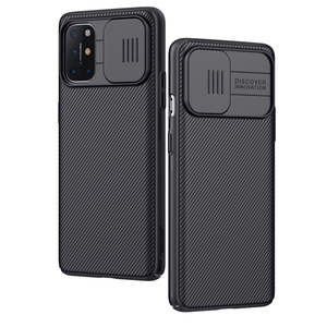 Image 1 - Top Sale For OnePlus 8T Case Slide Camera Cover Protect Privacy Back Cover Nillkin