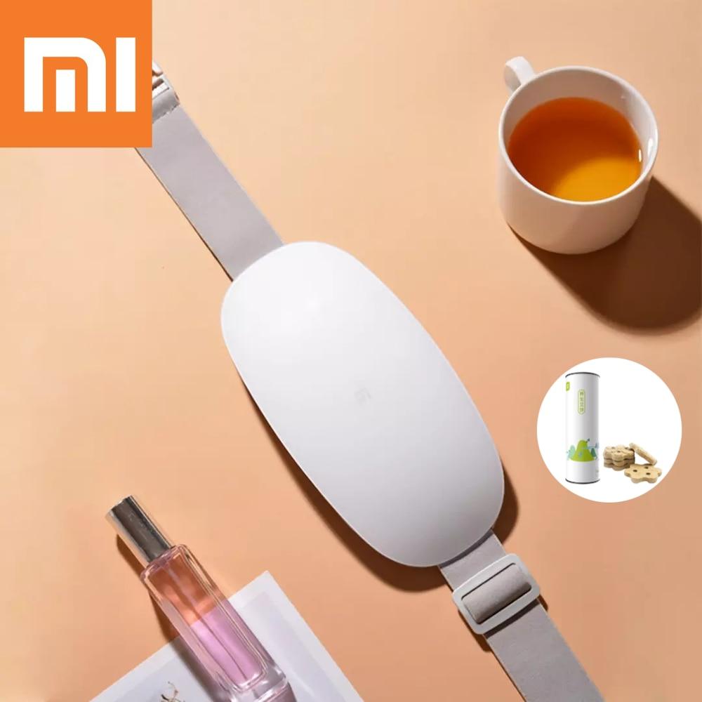 Xiaomi Zuodian Intelligent Warming Moxibustion Po Waist And Neck Warmer Moxibustion Hot Pack Massage Wireless Portable Mijia APP