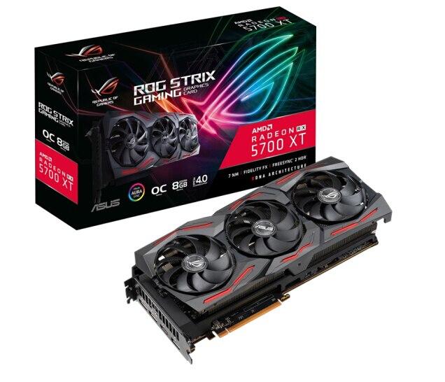 ASUS Original ROG-STRIX-RX 5700XT-O8G-GAMING OC Graphics Card
