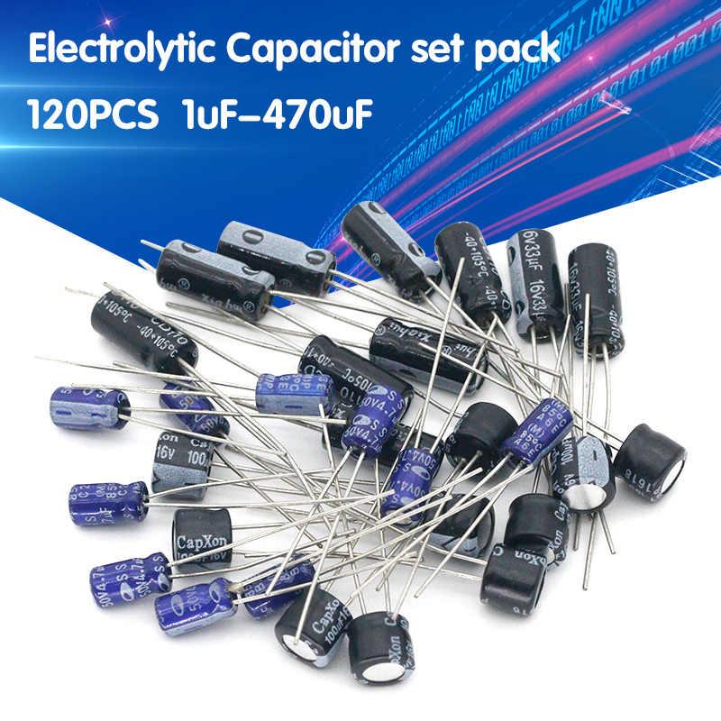 470uF 35V CapXon Electrolytic Capacitor 105C 25mm x 12mm