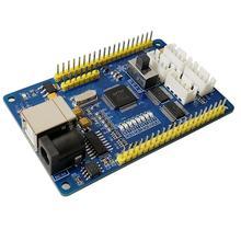 محول تسلسلي FTDI ft4232h, 4 منافذ USB UART TTL