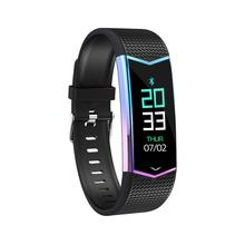 LV08 Smart Band Sleep Detection Reminder Pedometer Heart Rate Health Monitoring Sports Message Push