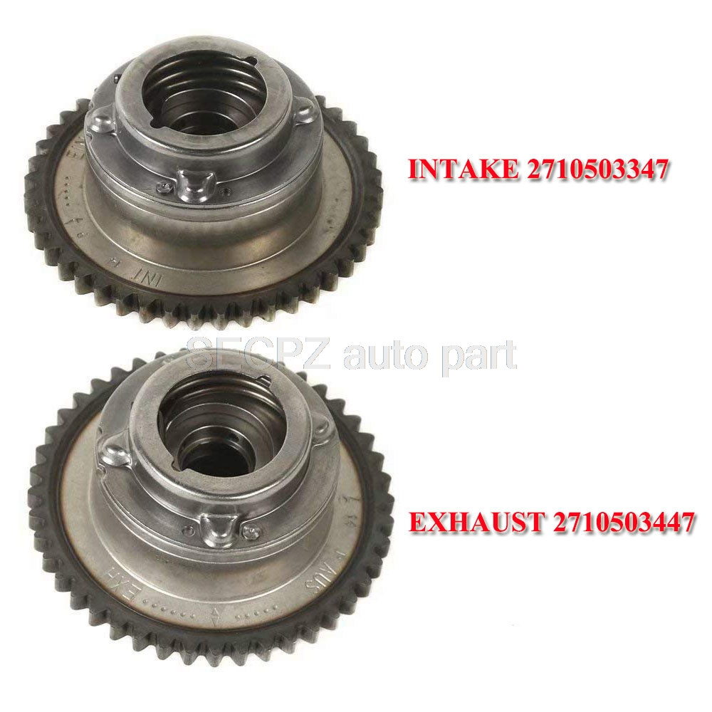 Exhaust or Intake Camshaft Adjuster Actuators For <font><b>Mercedes</b></font> <font><b>W203</b></font> W204 C200 C250 SLK250 CGI 2710503347 2710503447 image