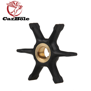 CARBOLE Outboard Motors Water Pump Impeller for Johnson Evinrude IMP1011 9-45215R OMC BRP 375638 389642 775518 18-3002 10HP 15HP(China)