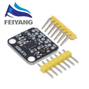 1PCS VL6180 VL6180X Range Finder Optical Ranging Sensor Module for Arduino I2C Interface 3.3V 5V gesture recognition