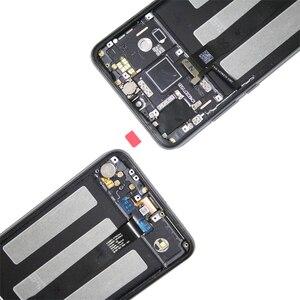 Image 4 - 100% Original Display with Knuckle screenshot frame Fingerprint for Huawei P20 LCD Touch Screen EML L09 EML L22 EML L29 EML AL00