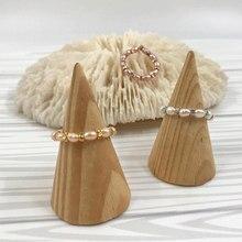 Momiji jóias de água doce pêra gótico frisado anéis para as mulheres charme pedra natural presentes do dia das bruxas anéis ajustáveis