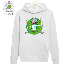 Printed Hoodie /Rick And Morty /Sweatshirts Unisex Fashion Design Pullover Autumn Winter Hoodies Sweatshirts