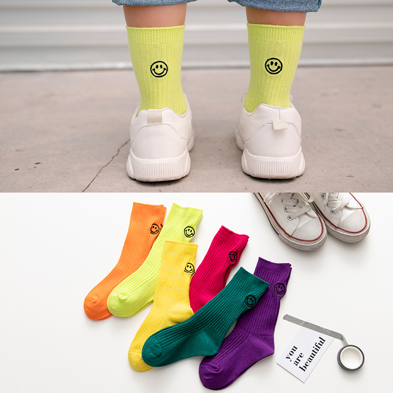 Kids Socks Girls Boys Sports School Socks Children Baby Long Tube Leg Warm For Football Skate Spring Autumn Winter