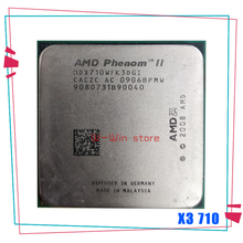 AMD Phenom II X3 710 2,6 GHz Triple-Core CPU procesador HDX710WFK3DGI hembra AM3