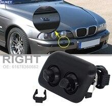 עבור BMW 5 סדרת E39 525i 525iT 528i 528iT 530i 540i 540iT M5 1997   2003 פנס פנס ימני מכונת כביסה זרבובית 61678360662