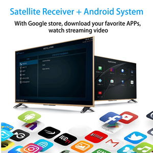 Image 3 - Спутниковый ТВ приемник GTMedia GTC, ресивер DVB S2/C/T2/ISDB T, Android 6,0, Приставка Smart TV Amlogic S905D, 2 ГБ, 16 ГБ, декодер H.265, поддержка m3u