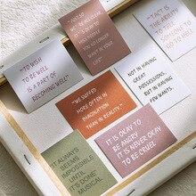 Английская серия монологов, записываемый блокнот, декоративные канцелярские наклейки, скрапбукинг, сделай сам, дневник, альбом, палочка, этикетка