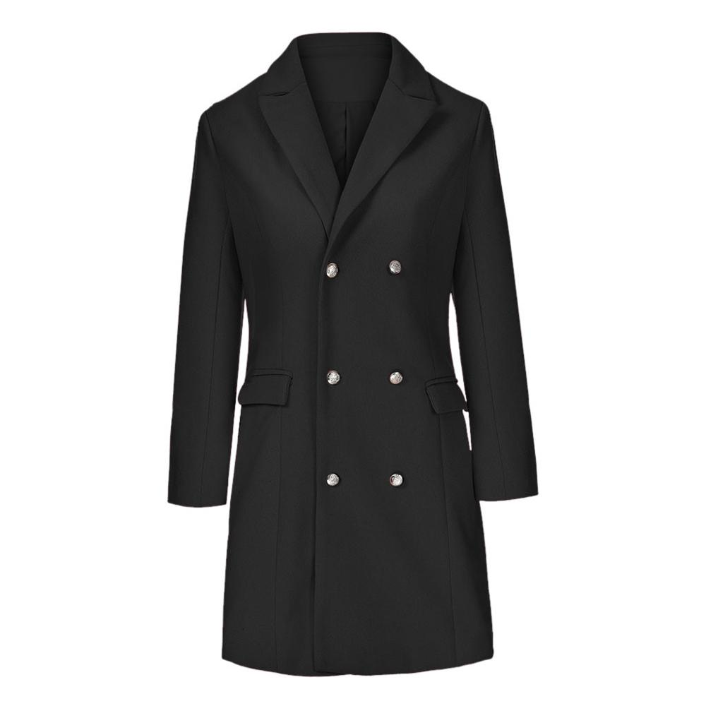 Women Blazer Spring Fashion Office Long Coat Chaqueta Mujer Blazer Feminino Marynarka Damska Veste Femme Blazers Jasje Free Ship