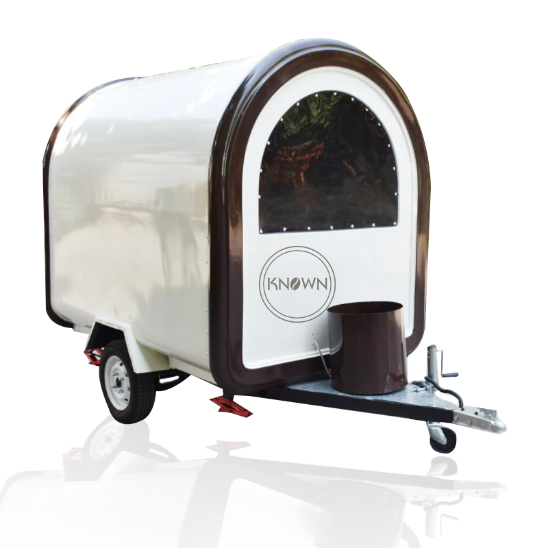 2020 Factory Price Mobile Food Carts/trailer/ Ice Cream Truck/snack Food Carts For Different Color With Free Shipping By Sea