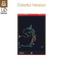 Youpin Wicue 12 /10 cal dla dzieci LCD zarządu pisma kolorowe Tablet do pisania cyfrowy rysunek sobie wyobrazić pad rozwinąć dziecko pomysł z piórem