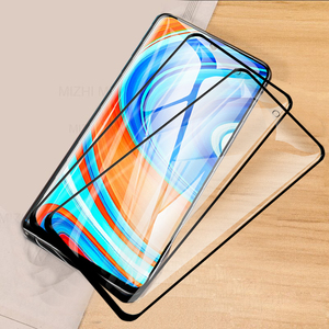 2pcs protective glass redmi note 9s glass for xiaomi redmi note 8t 8 7 6 9 pro max 8a k30 xiomi note9s tempered glas film(China)