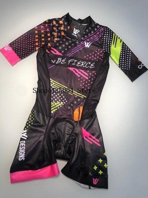 2020 pro equipe triathlon terno de manga curta das mulheres camisa ciclismo skinsuit macacão maillot ciclismo ropa ciclismo conjunto gel 5